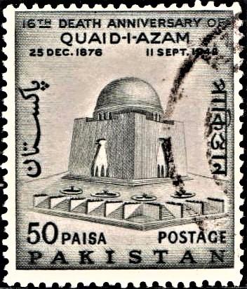 Jinnah Mausoleum, Jamshed, Karachi