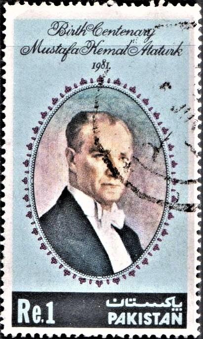 Ali Rıza oglu Mustafa : Kamal Pasha