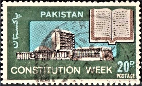 Parliament & Constitution of Islamic Republic of Pakistan