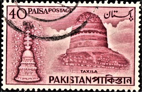 Takkasila (तक्षशिला) : City of Cut Stone (Takṣa Rock)