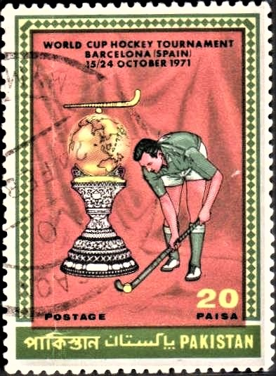1971 Men's Hockey World Cup