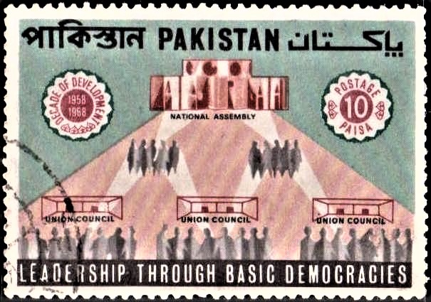 Leadership through Basic Democracies : National Assembly & Union Council