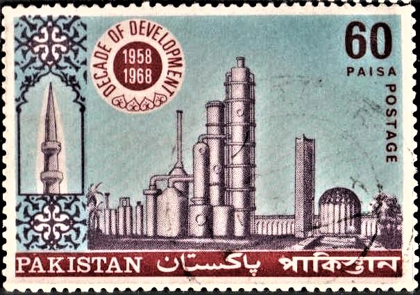 1958-68 : Pakistan Decade of Development