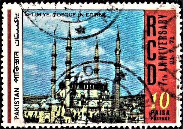 Selimiye Camii : Ottoman imperial mosque