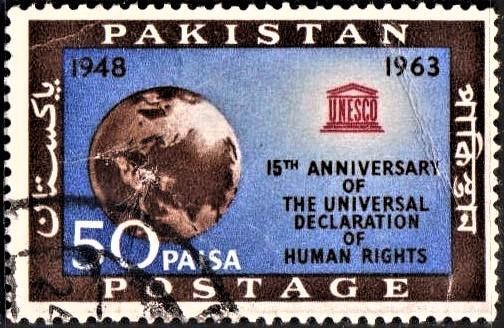 Globe and UNESCO Emblem