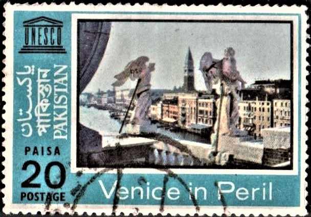 Save the Artistic Heritage of Venice : Save Venice (SV)