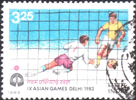 IX Asian Games (Delhi 1982)