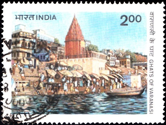 Ganga River in Kashi : World Tourism Organization (UNWTO)