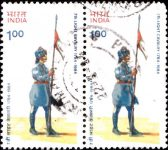 India Stamp 1984 pic