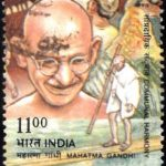India on Mahatma Gandhi 1998