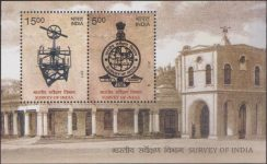 India miniature sheet 2017