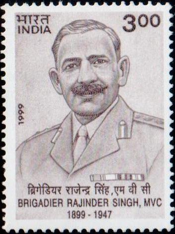 2 J&K State Forces : Maha Vir Chakra
