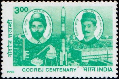 Ardeshir Godrej, Pirojsha Burjorji Godrej