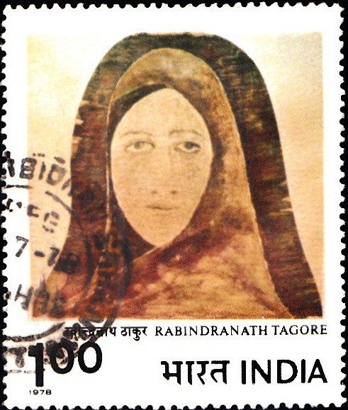 India Stamp 1978, Head image