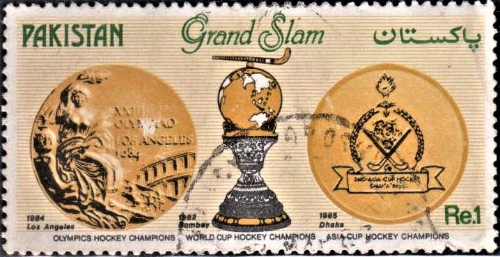 1984 Los Angeles, 1982 Bombay World Cup and 1985 Asia Cup