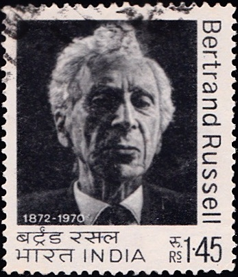 Bertrand Arthur William Russell : 1950 Nobel Prize in Literature