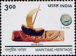 Lothal vessel, Marine Archaeology