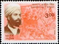 India Stamp 1999, uncle of Sardar Bhagat Singh