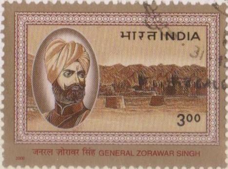 Conqueror of Ladakh, Little Napoleon of India, Hindu Rajput Dogra, Himalayas, General, Wazir