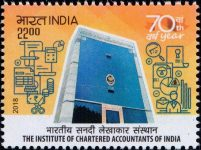 ICAI, Indian national professional accounting body, भारतीय सनदी लेखाकार संस्थान, Chartered Accountants Act, 1949