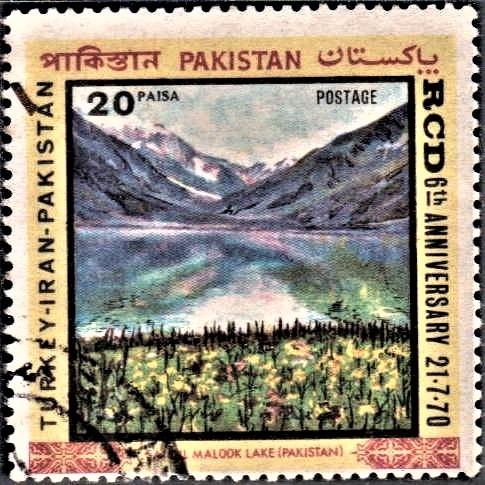 Kunhar River : Kaghan Valley