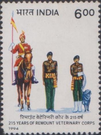 Cavalry Man, Infantry Man & Dog Handler