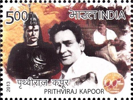 पृथ्वीराज कपूर : हिंदी सिनेमा