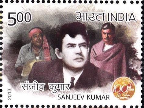 संजीव कुमार (हरीभाई जरीवाला)