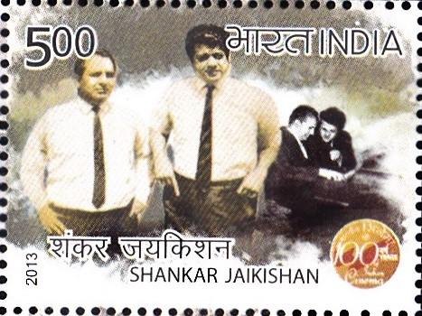 शंकर-जयकिशन : हिन्दी फिल्म संगीतकार