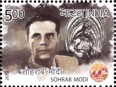 सोहराब मोदी