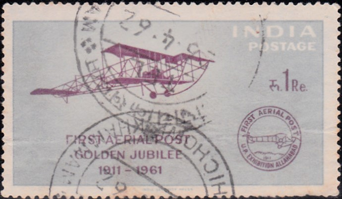 First Official Airmail Flight