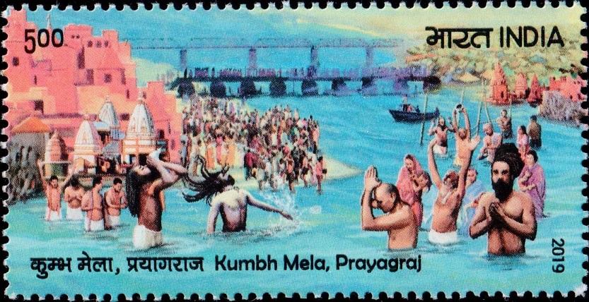 Prayag Kumbh Mela, Allahabad (प्रयाग कुंभ मेला)