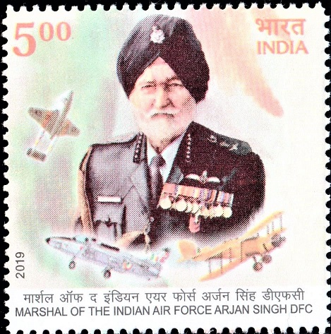 Senior most Indian Air Force officer : Padma Vibhushan