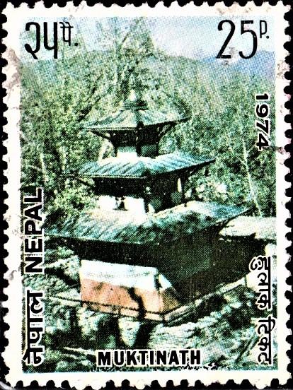 Vishnu temple at Mukti Kshetra