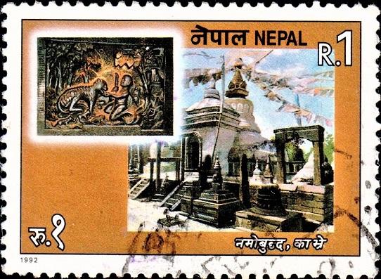 Namo Buddha : Buddhist Pilgrimage Site