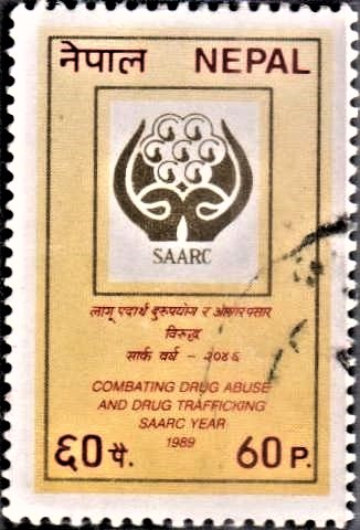 SAARC Year for Combating Drug Abuse and Drug Trafficking 1989