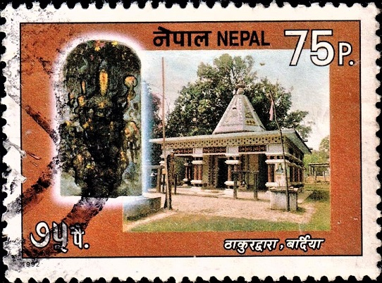 Vishnu Temple in Nepal