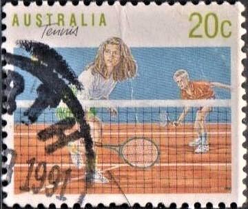 Australian Lawn Tennis